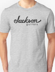 jackson music guitars logo  Unisex T-Shirt