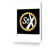 SoX - Chance The Rapper & The Social Experiment Greeting Card