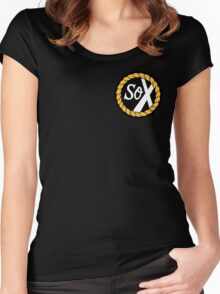 SoX - Chance The Rapper & The Social Experiment Women's Fitted Scoop T-Shirt