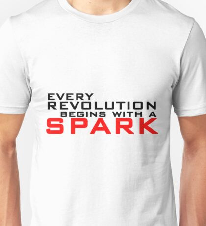 Spark Unisex T-Shirt