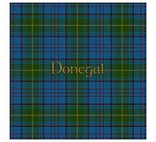 Donegal Tartan county Donegal Photographic Print