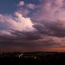 Evening showers - Johannesburg, South Africa by Craig Higson-Smith