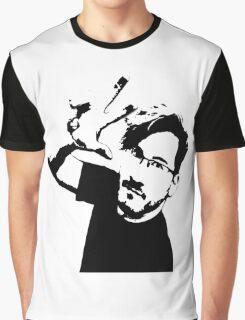 Markiplier/Stencil Graphic T-Shirt