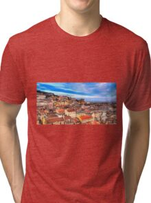 Lisbon... Tri-blend T-Shirt