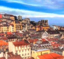 Lisbon... Sticker