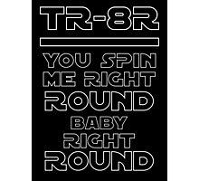TR-8R Photographic Print