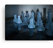 Chess Redux Canvas Print