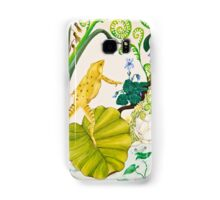Frog and Lilly Samsung Galaxy Case/Skin