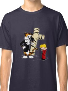 Calvin & Hobbes - StackedImages Classic T-Shirt