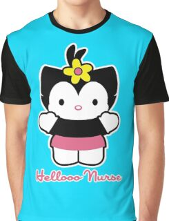 Hellooo Nurse Graphic T-Shirt
