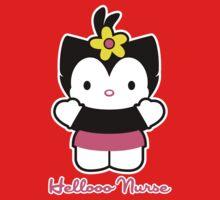 Hellooo Nurse One Piece - Short Sleeve