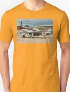 "Cavalier F-51D Mustang 2 NL405HC ""It's About Time"" T-Shirt"