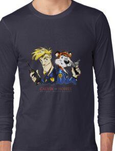 Calvin and Hobbes - PI Long Sleeve T-Shirt