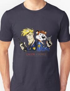 Calvin and Hobbes - PI T-Shirt