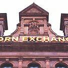 Manchester - Corn Exchange by exvista