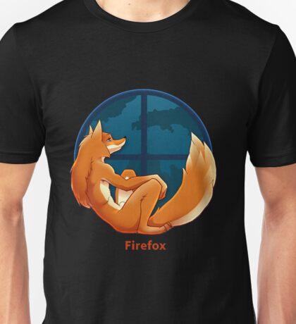 Firefox Parody Unisex T-Shirt