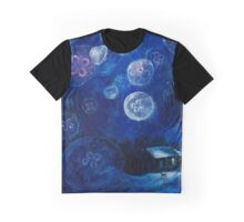 It's Jellyfishing Outside Tonight Graphic T-Shirt