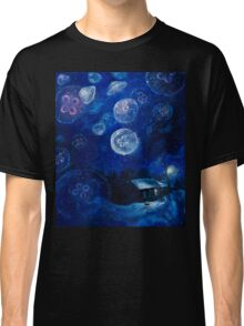 It's Jellyfishing Outside Tonight Classic T-Shirt
