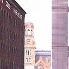 Manchester - Great Northern Warehouse by exvista