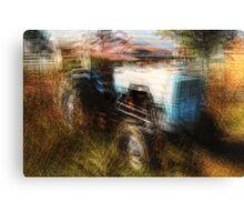 Multiple exposure Canvas Print