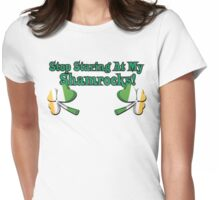 St Patrick's Day Celebrations Womens Fitted T-Shirt