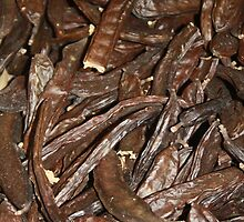 Harvested Carob Pods - Haripur by taiche