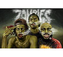 flatbush zombies 9 Photographic Print