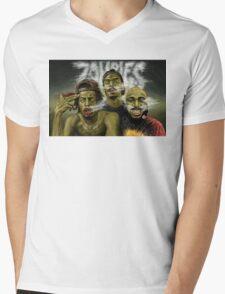 flatbush zombies 9 Mens V-Neck T-Shirt