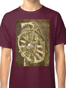 Golden Wheels Classic T-Shirt