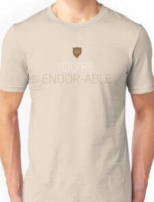 You're Endorable - Star Wars Love Unisex T-Shirt