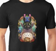 A stack of cuties all the way down Unisex T-Shirt