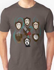 I like to keep trophies Unisex T-Shirt