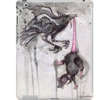 ink & paper 4 iPad Case/Skin