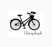BICYCLE - BLACK AND WHITE CLASSIC Unisex T-Shirt