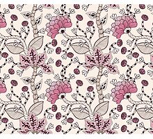 Floral Pattern #36 Photographic Print