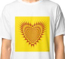 Heart in Flames Classic T-Shirt