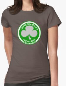 Silver Shamrock Novelties - Halloween 3, season of the witch Womens Fitted T-Shirt