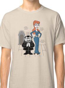 A Fiendish Plan Classic T-Shirt