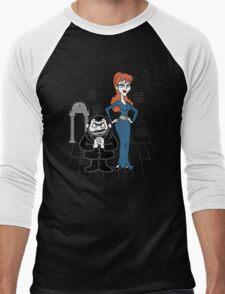 A Fiendish Plan Men's Baseball ¾ T-Shirt