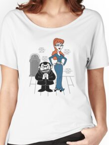 A Fiendish Plan Women's Relaxed Fit T-Shirt