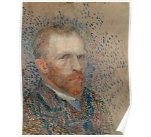 Vincent Van Gogh - Self-portrait, March 1887 - June 1887 Poster