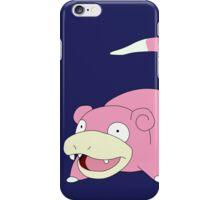 Slow is good - pokemon style iPhone Case/Skin