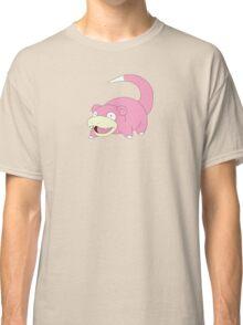 Slow is good - pokemon style Classic T-Shirt