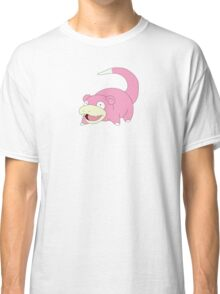 Slow is good - pokemon style Classic T-Shirt