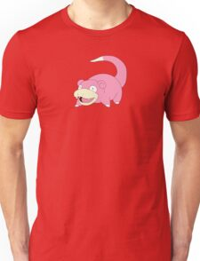 Slow is good - pokemon style Unisex T-Shirt