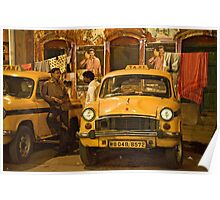 Taxi Talk Poster