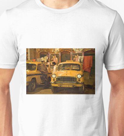 Taxi Talk Unisex T-Shirt