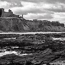 Tantallon Castle by Jeremy Lavender Photography