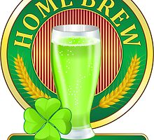 Happy St. Patrick's Day - Green Beer by cheetahsgraphic
