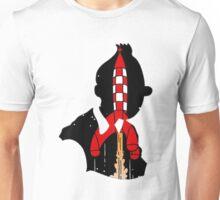 Tintin's Rocket Unisex T-Shirt